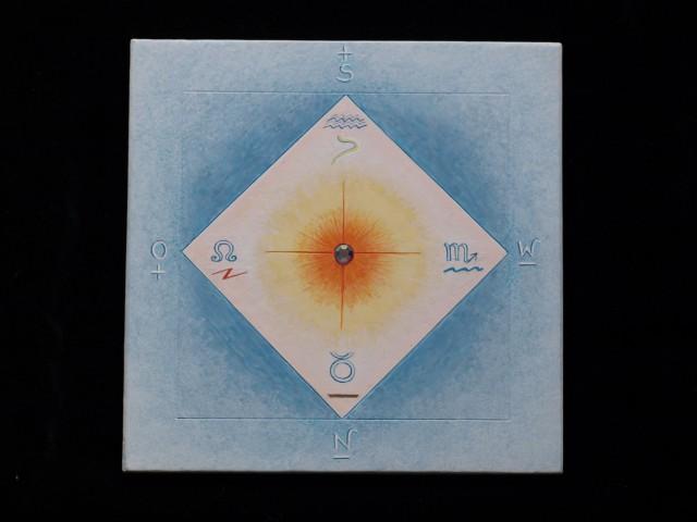 Kreuz der vier Sternzeichen