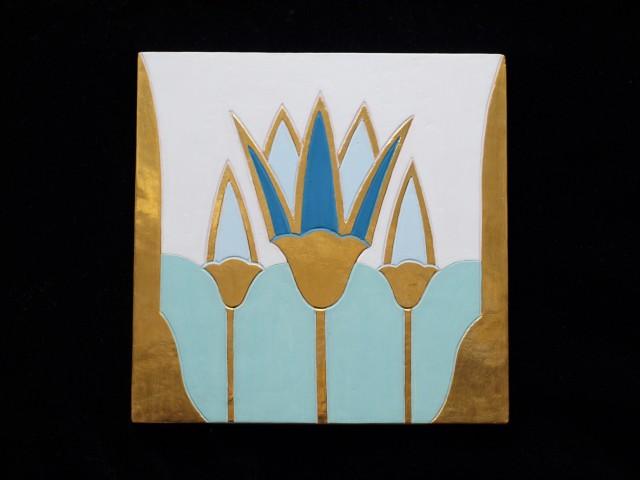 Fünfblättriger Lotus