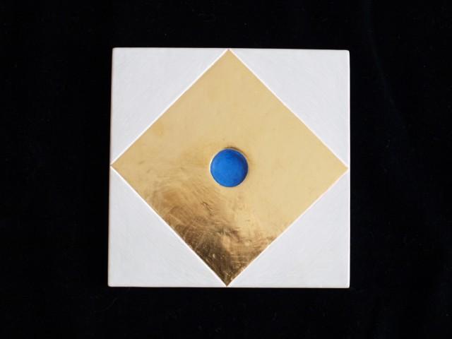 Blaue Mitte