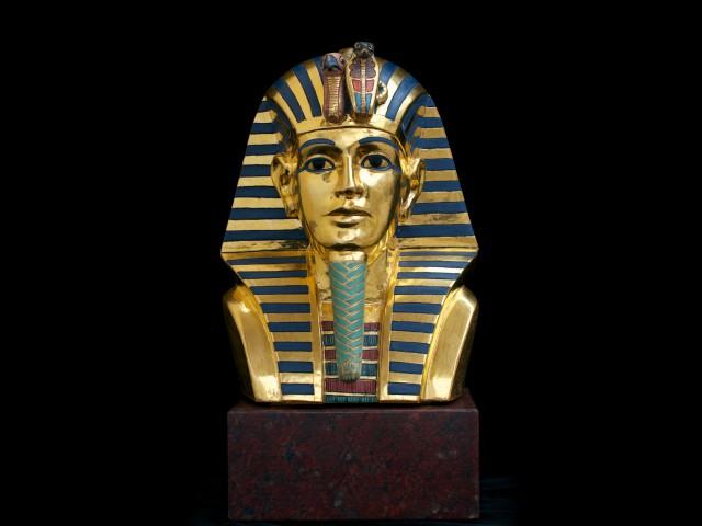 Totenmaske des Tutanchamun